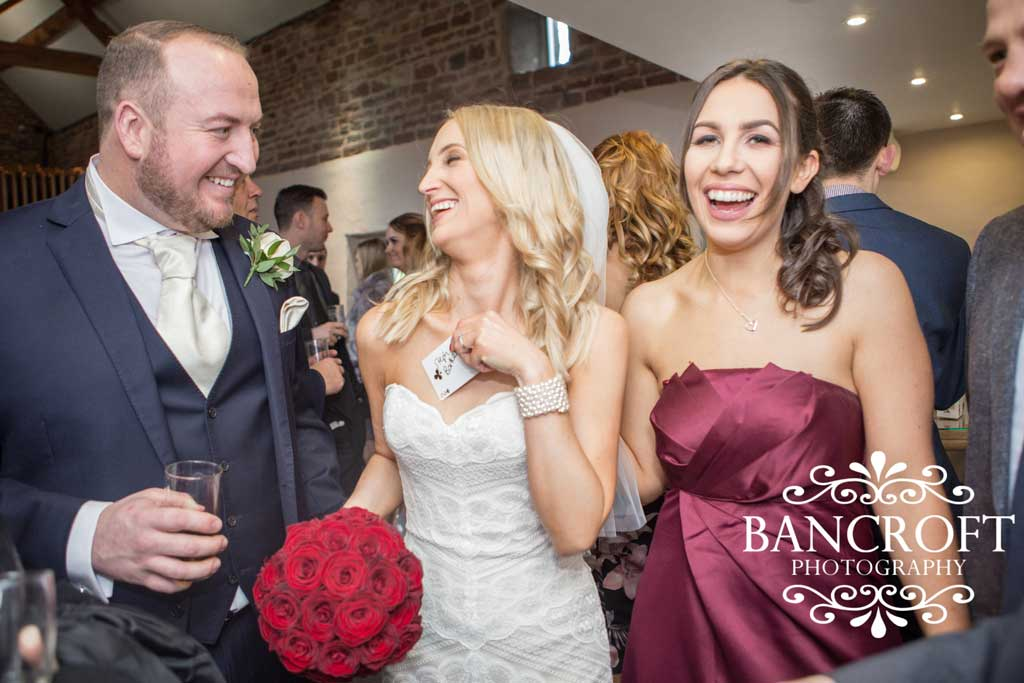 bride and groom reaction to magic