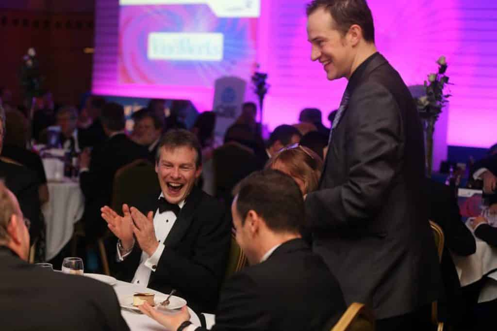 Hire Magicians For A Corporate Function table magic
