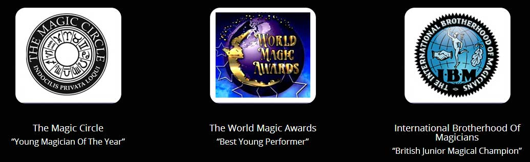 Award-winning magician