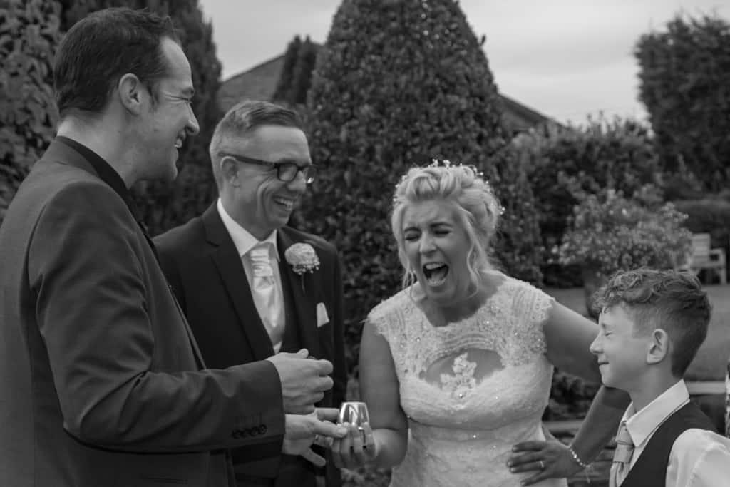 wedding magician staffordshire
